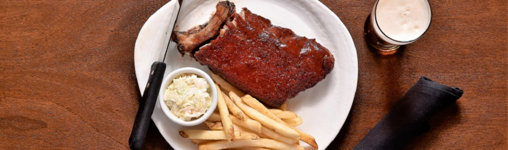 Gold Medal Baby Back Ribs