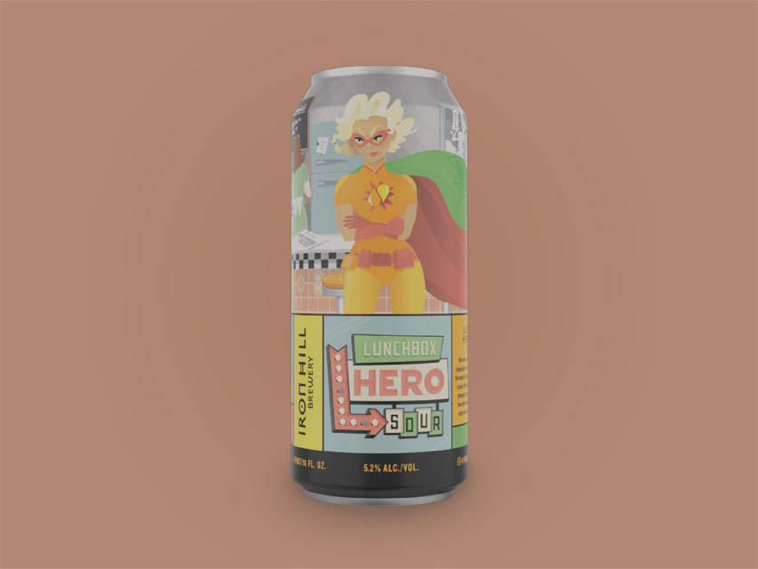 Lunchbox Hero Sour