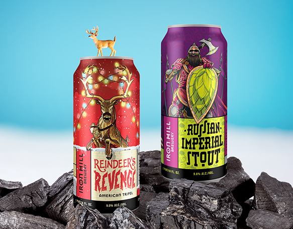 Winter's Baddest Beers are Back