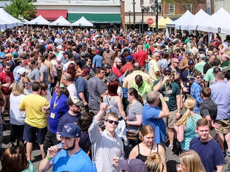 2013 Brandywine Valley Craft Brewers Festival – guest blog by Kevin Finn