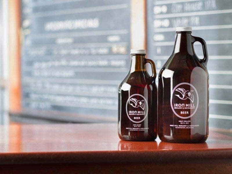 Score Big This Sunday with Iron Hill Growlers