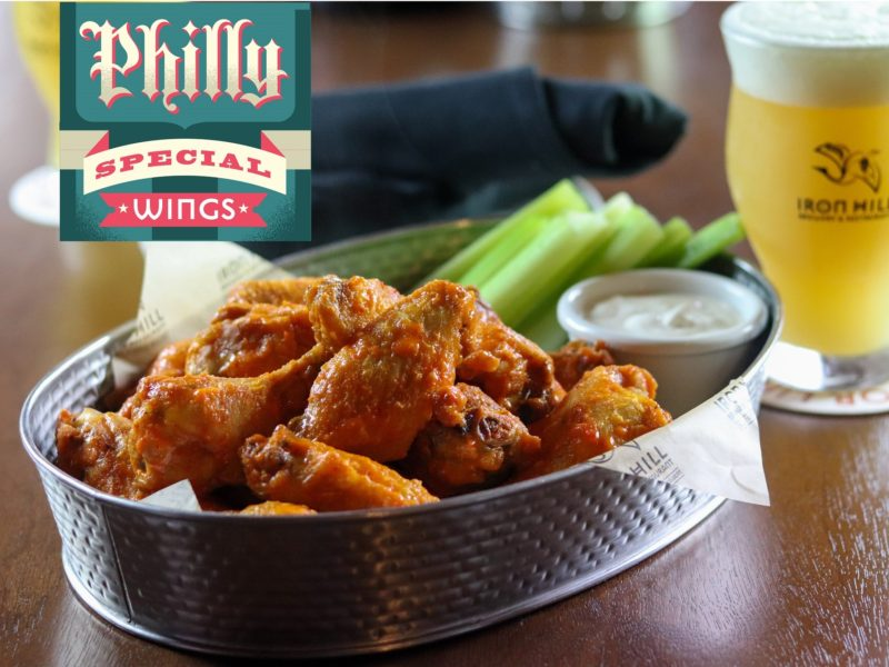 Philly Special... Wings!