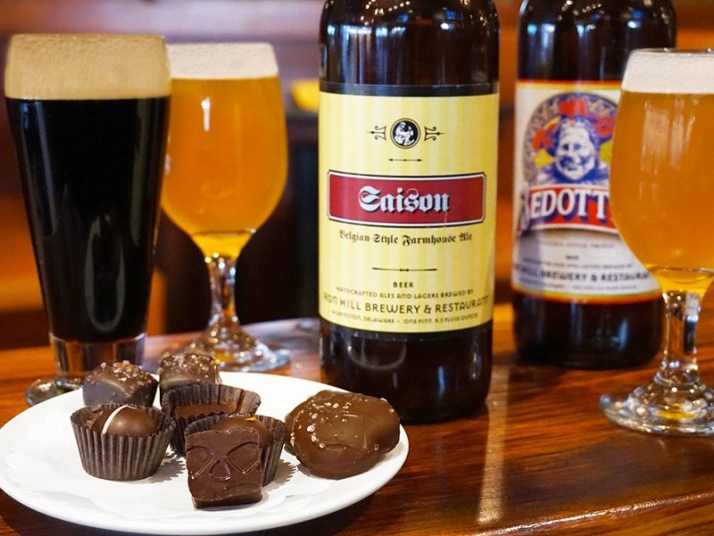 Beer & Chocolate: A Perfect Pair