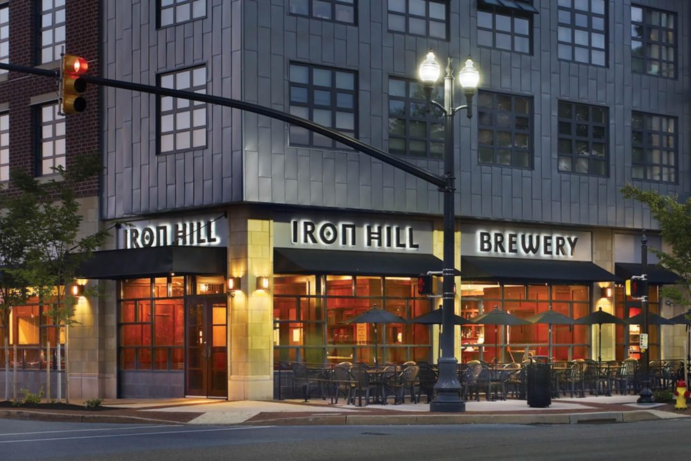 Iron Hill Brewery Restaurant West Chester Pa