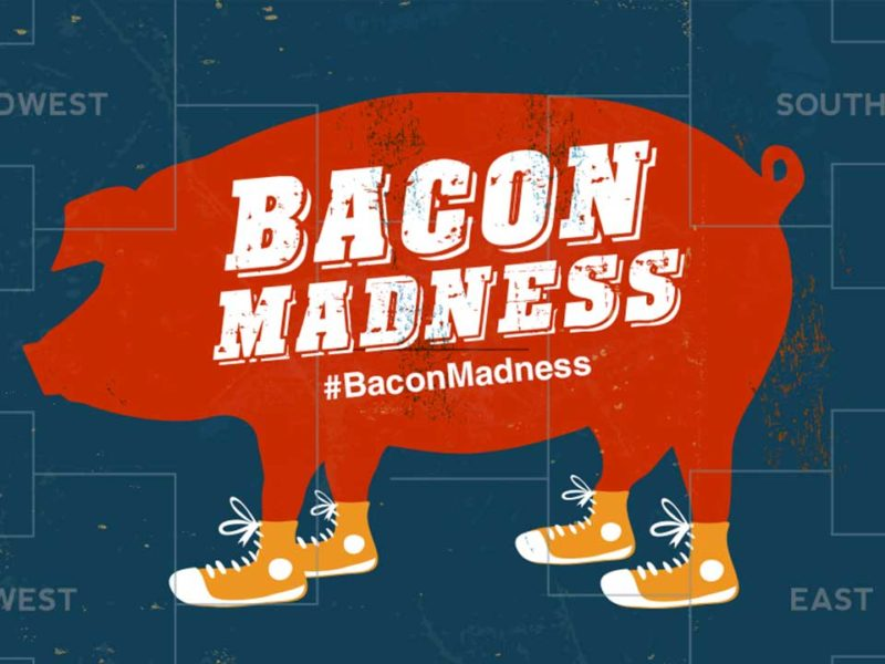 Bacon Mania Invades Iron Hill for March Madness