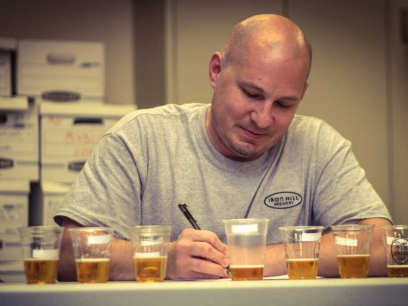 Behind the Scenes: Beer Selection for Great American Beer Festival Entries