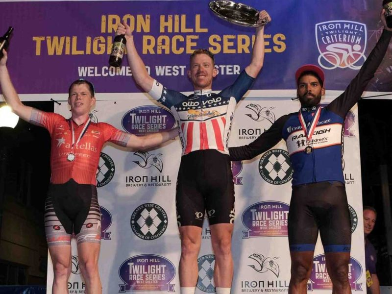 Inside Scoop on Watching the Iron Hill Twilight Race Series