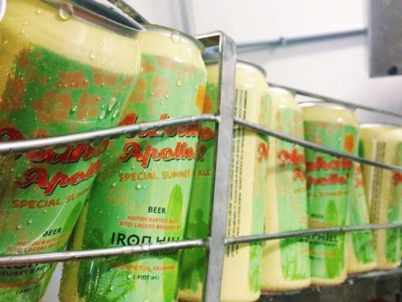 The Inside Scoop on Canned Beer