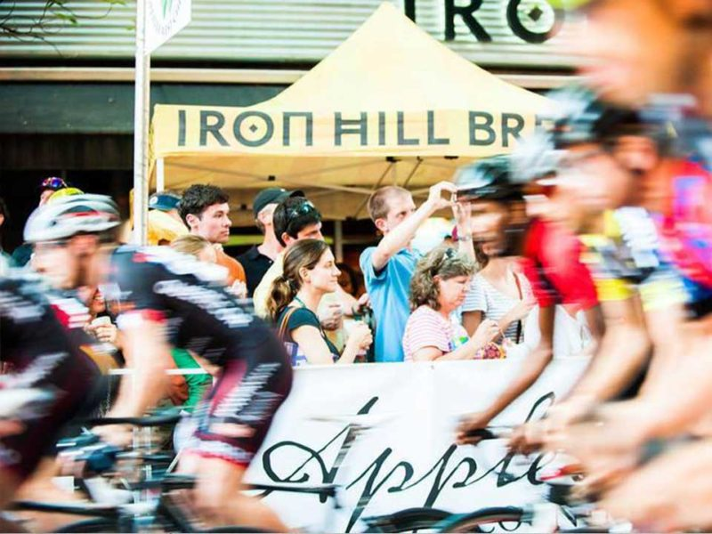 A Commitment to Community: Celebrate 10th Anniversary Iron Hill Twilight Criterium with Us