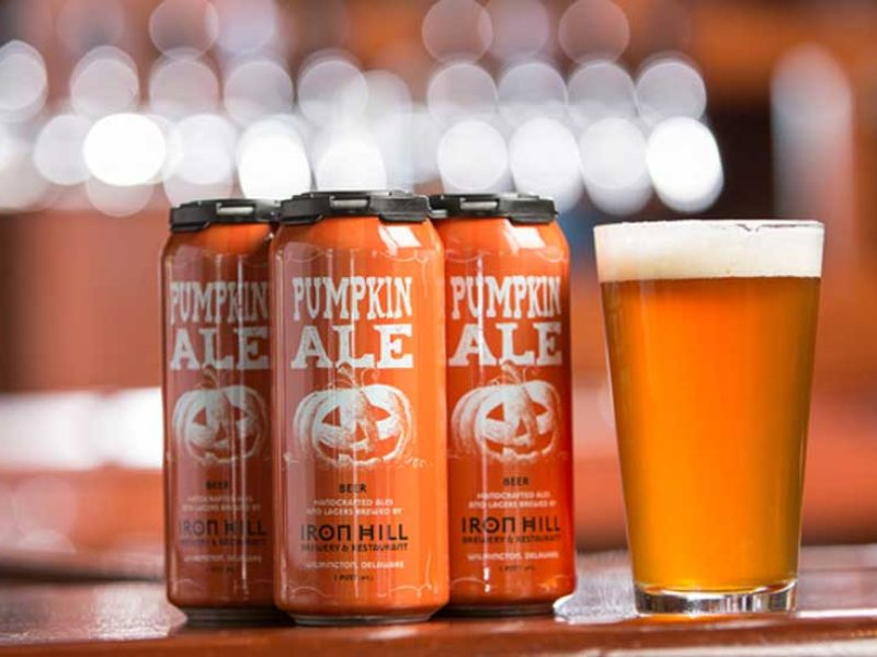 Everything You Need to Know About Iron Hill's 2015 Pumpkin Ale Release