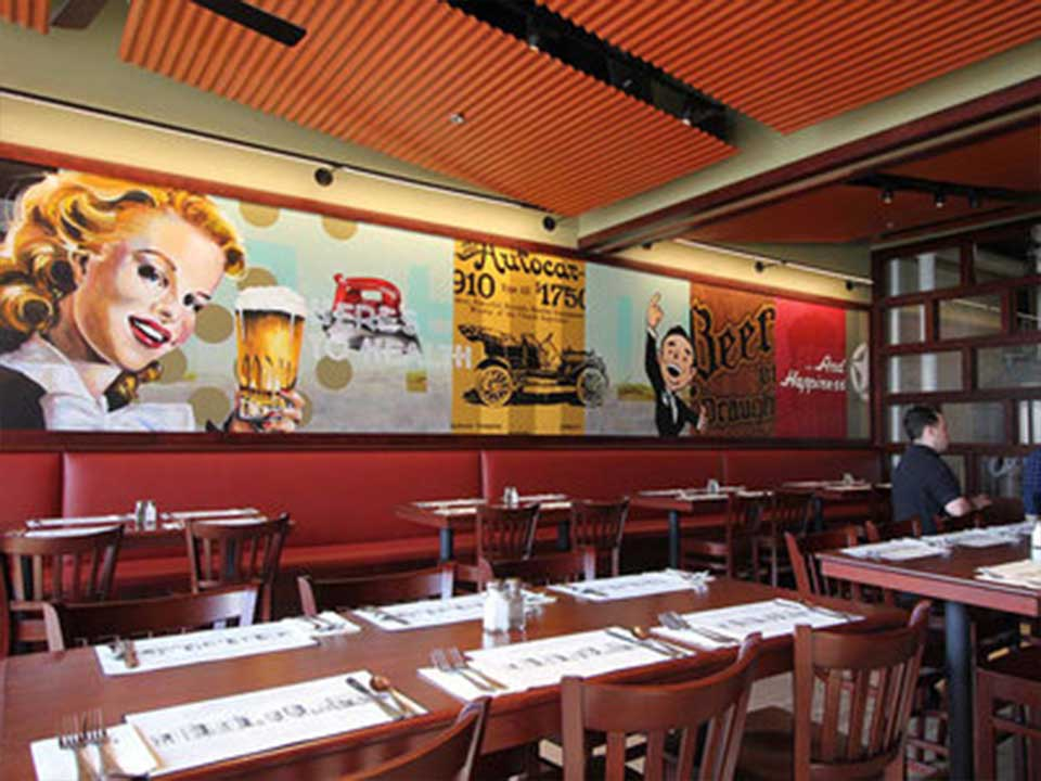 Iron Hill Brewery & Restaurant: Parent-Tested, Kid-Approved