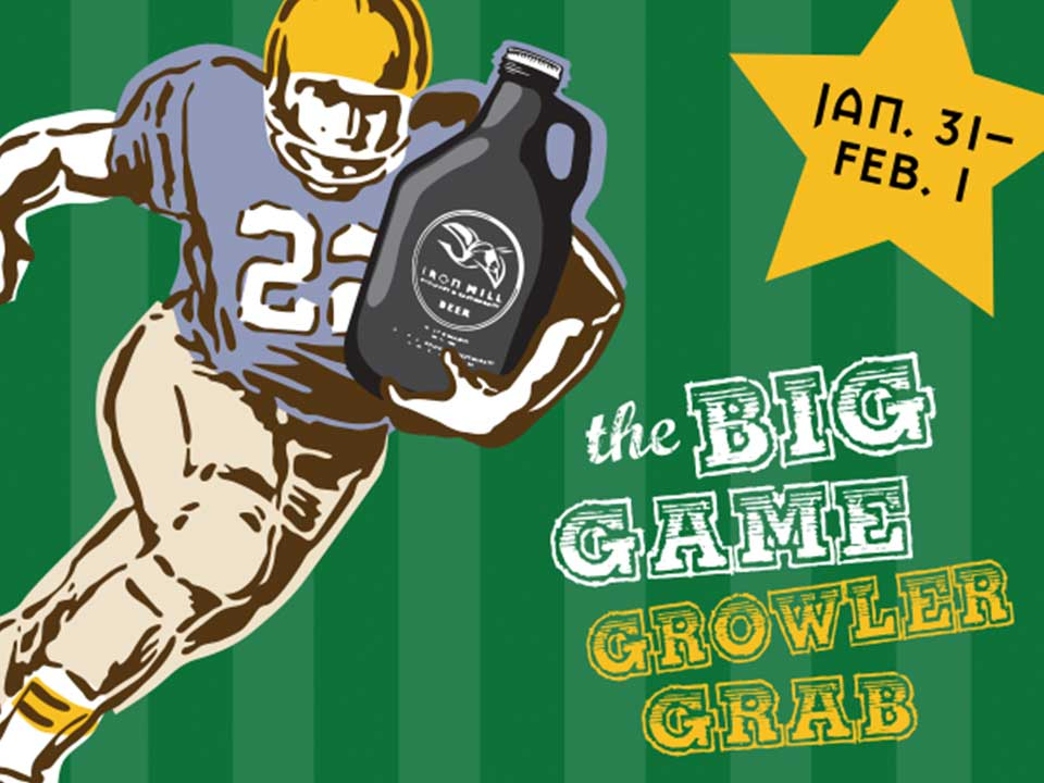 Stock Up on Local Beer for the Big Game