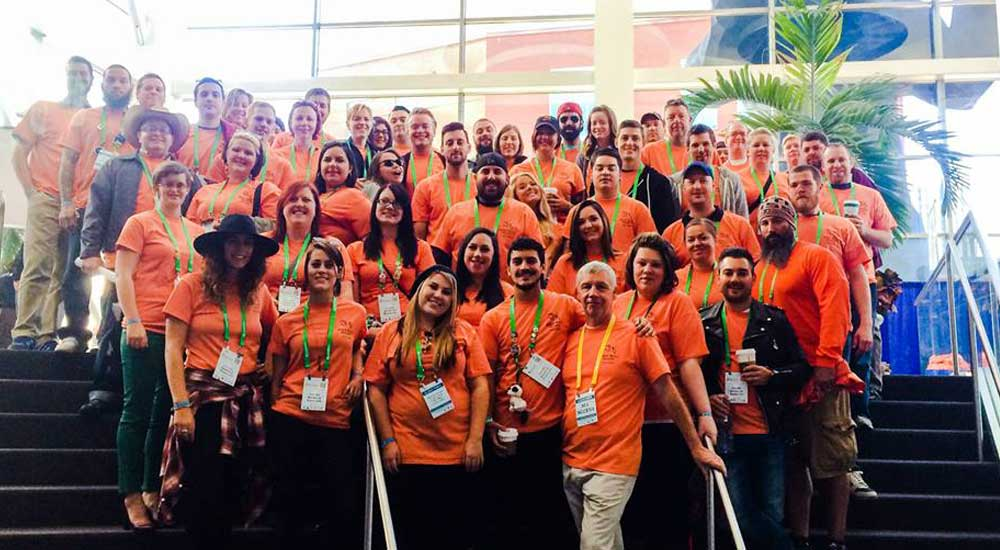 Inspiring Loyalty: The GABF Staff Party