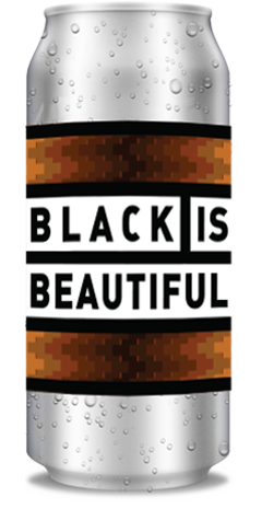 Black is Beautiful Can
