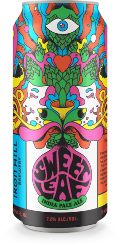 Sweet Leaf IPA Can