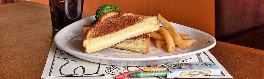 Kids' Grilled Cheese