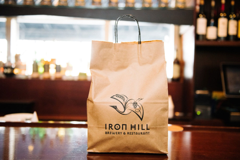 Iron Hill in County Lines Magazine: Growlers and Nitro and Cans and Casks! Oh My!